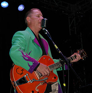 The Reverend Horton Heat - Reverend Jim Heath