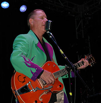 The Reverend Horton Heat - Reverend Jim Heath in 2006