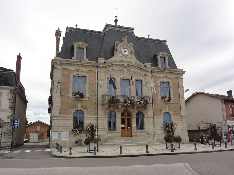Revigny-sur-Ornain (Meuse) mairie