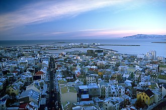 Localities of Iceland - Reykjavík, Capital of Iceland
