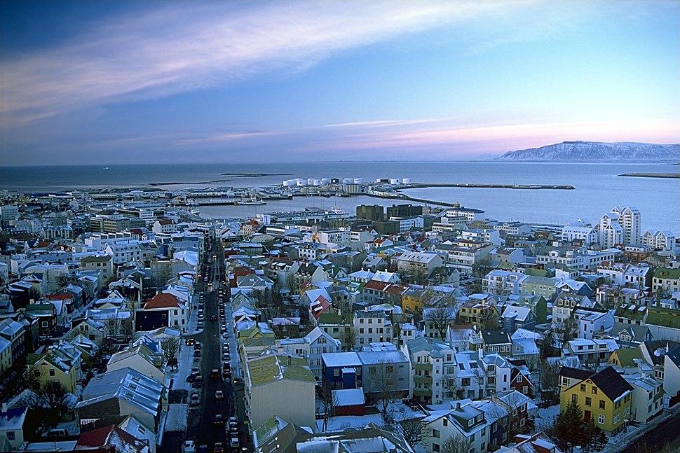 Reykjavík séð úr Hallgrímskirkju.jpeg