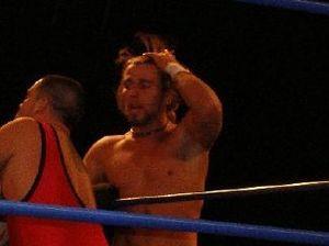 Rhett Titus - Titus in February 2008