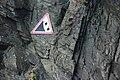Rhybudd - Warning - geograph.org.uk - 640399.jpg