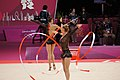Rhythmic gymnastics at the 2012 Summer Olympics (7915287590).jpg