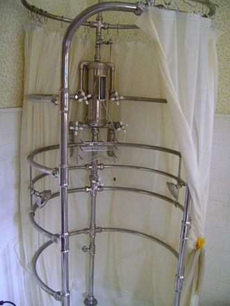 Shower - Rib shower