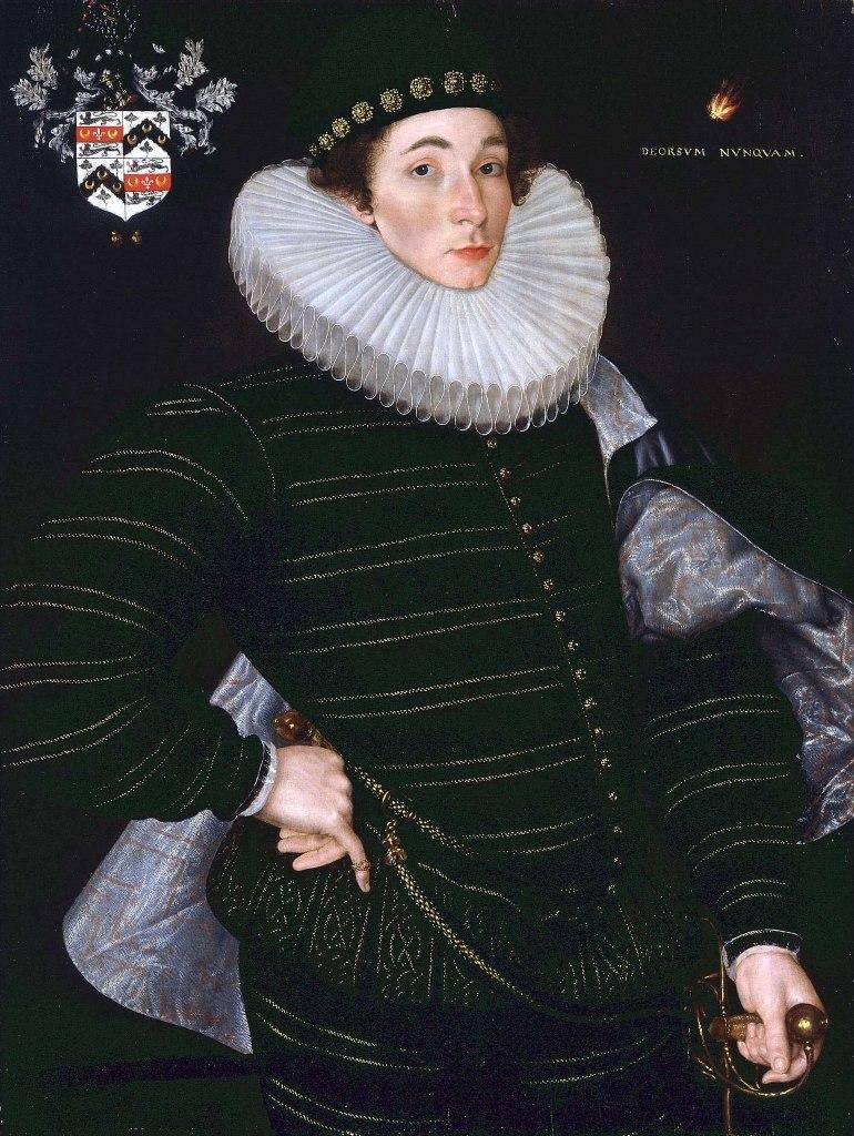 Richard Goodricke of Ribston by Ketel
