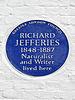 Richard_jefferies_1848-1887_naturalist_and_writer_lived_here