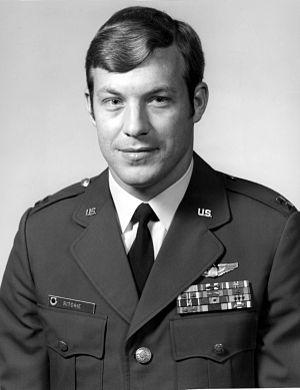 Richard Stephen Ritchie - Captain Richard S. Ritchie, USAF, circa 1973