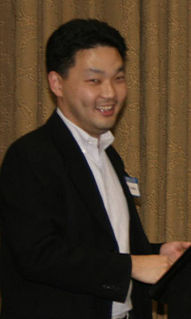 Richard Yoo American businessman