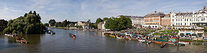 Richmond, London - Image: Richmond Riverside, London Sept 2008