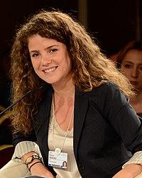 Rima Maktabi - World Economic Forum on the Middle East, North Africa and Eurasia 2012 crop.jpg