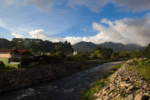 Rio Caldera Boquete