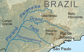 Image illustrative de l'article Rio Tietê