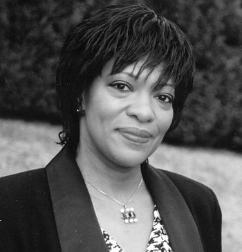 English: Rita Dove in 2004 Polski: Rita Dove w...