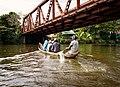 River Taxi, Madagascar (23335470876).jpg