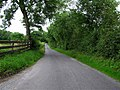 Road at Muntober - geograph.org.uk - 493611.jpg