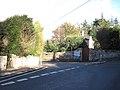 Road junction for Weston Rhyn - geograph.org.uk - 1711623.jpg
