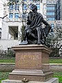 Robert Burns memorial in Victoria Embankment Gardens.jpg