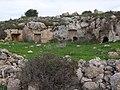 Rock-cut tombs in Horvat Geres (Jurish).jpg