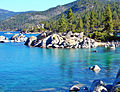 Rock Islands, Sand Harbor, Lake Tahoe 9-10 (21426427429).jpg