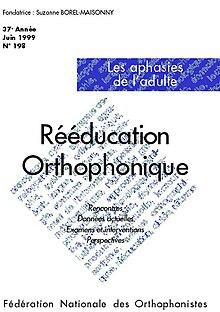 ORTHOPHONIQUE RÉÉDUCATION TÉLÉCHARGER REVUE