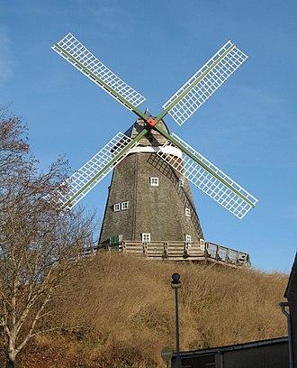 Röbel - Windmill