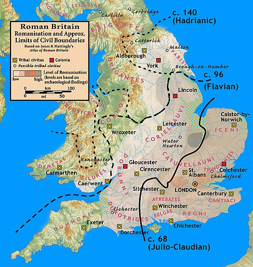 Roman.Britain.Romanisation
