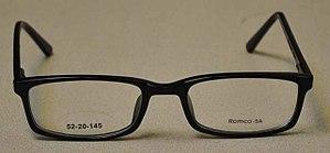 "GI glasses - Model ""5A"" GI glasses, 2012 design."