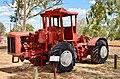 Ron York's tractor, Wongan Hills, 2016 (01).JPG