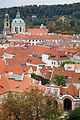 Rooftop view from the back entrance to the Castle, Prague - 9463.jpg