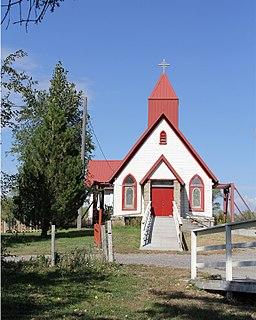 Ross Fork Episcopal Church