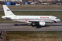 EI-EYL - A319 - Rossiya