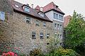 Rothenburg ob der Tauber, Stadtbefestigung, Burggasse 29, 27, Stadtmauer-20121012-001.jpg
