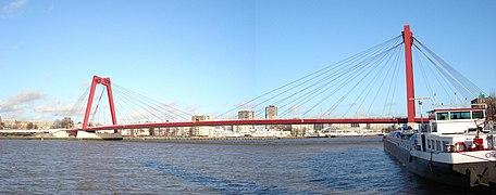 Rotterdam willemsbrug
