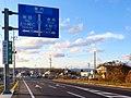Route105 Yonaizawa Suwatai intersection.jpg