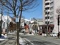 Route 17 at Mikuni, Yuzawa, Niigata.JPG