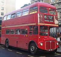 Routemaster RM871 (WLT 871), 8 February 2014 (2).jpg