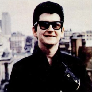 """Who Can See It - Roy Orbison, whose vocal style Harrison emulated on """"Who Can See It"""""""