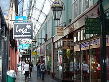 Royal Arcade - geograph.org.uk - 558474.jpg