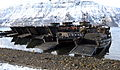 Royal Marines Landing Craft After a Beach Assault in Norway During Exercise Cold Response MOD 45153817.jpg