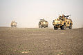 Royal Marines on Patrol in Afghanistan in Jackal Vehicles MOD 45149991.jpg