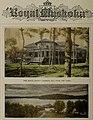 Royal Muskoka, in the heart of the highlands of Ontario, Lake Rosseau, Muskoka Lakes District, Ontario. (1905) (14761026116).jpg
