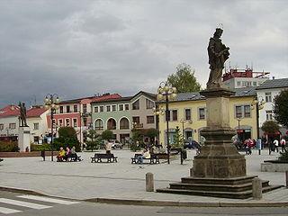 Rožnov pod Radhoštěm Town in Zlín, Czech Republic