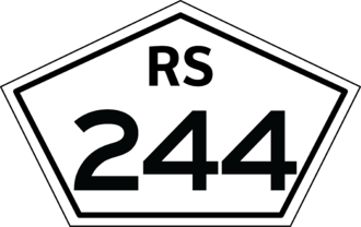 BR-287 - Image: Rs 244 rs