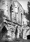ruïne, aanzicht op de overblijfselen der voormalige ridderzaal - valkenburg - 20238077 - rce