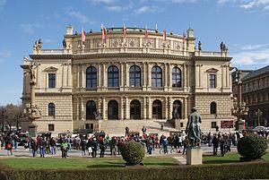 Czech Philharmonic - Rudolfinum