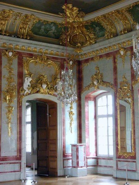 Château de Rundale, Lettonie 450px-Rundale_Pilsrundale_Innenansicht