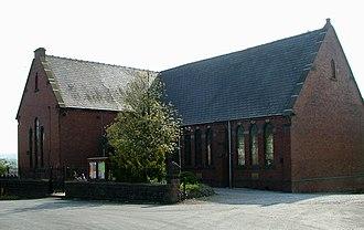 Rushton, Staffordshire - Rushton Spencer Methodist Church