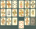 Russian playing card deck Russian style 1911 original.png