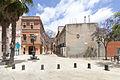 Rutes Històriques a Horta-Guinardó-pl santes creus 06.jpg